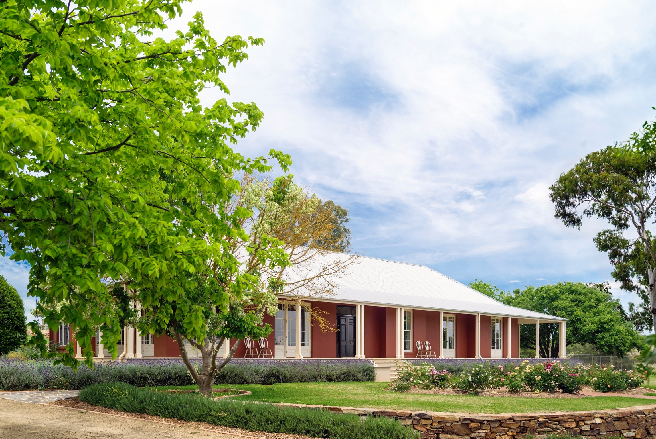 Michael Bell Architects Wagga Wagga Farmhouse Justin Alexander 01H