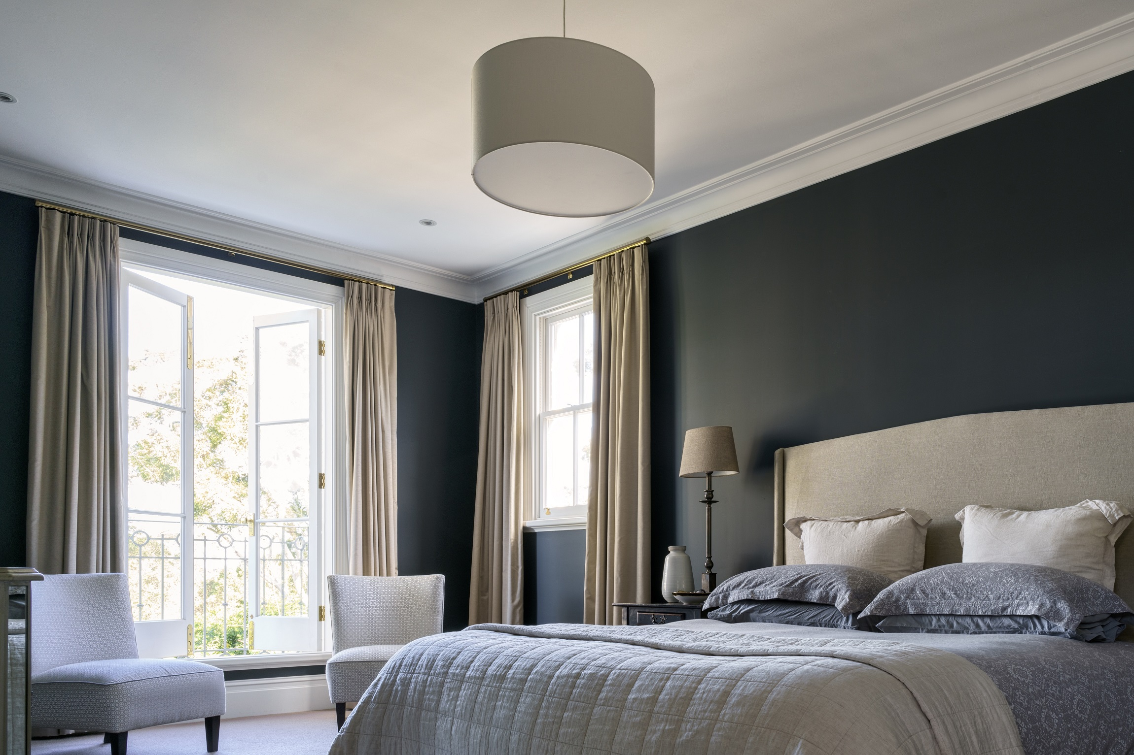 100-Year-Old-Heritage-Home-Restoration-Bedroom-Michael-Bell-Architects-Sydney