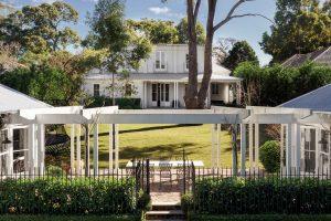 Sydney Architecture Heritage Restoration Garden