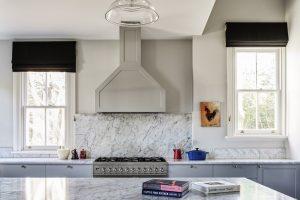 Interior Design Sydney Kitchen Renovation Marble Bench Heritage