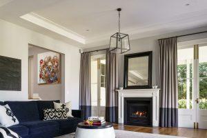Interior Design Sydney Living Room Renovation Heritage