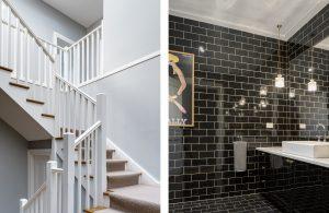 Interior Design Sydney bathroom renovation Heritage