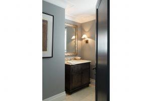 Art Deco Interior Design Bathroom Bellevue Hill Sydney