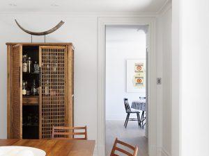 Ar Deco Interior Design Sydney Dining Room Bellevue Hill