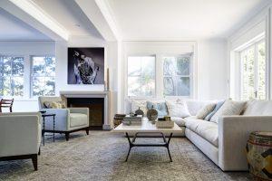 Art Deco Interior Design Living Room Bellevue Hill Sydney