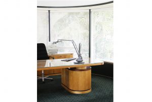 Northern Beaches Sydney Interior Design Art Deco Office Desk