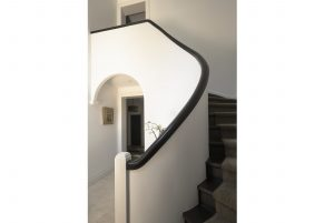 art deco sweeping staircase Bellevue Hill