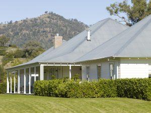 Country Architecture Horse Stud verandah