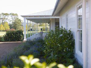 Country Architecture Verandah Horse Stud Farmhouse