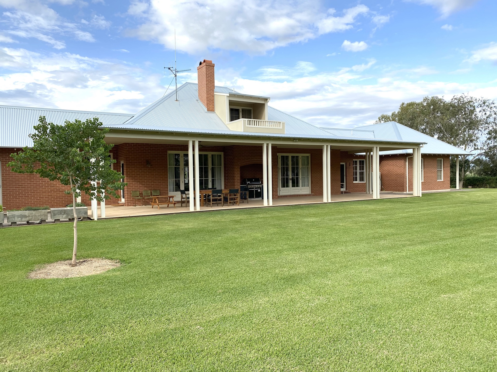 Country Architecture Farmhouse Verandah