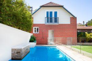 Sydney Architecture Heritage Restoration Swimming Pool