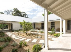 Architecture Horse Stud Courtyard Hunter Valley