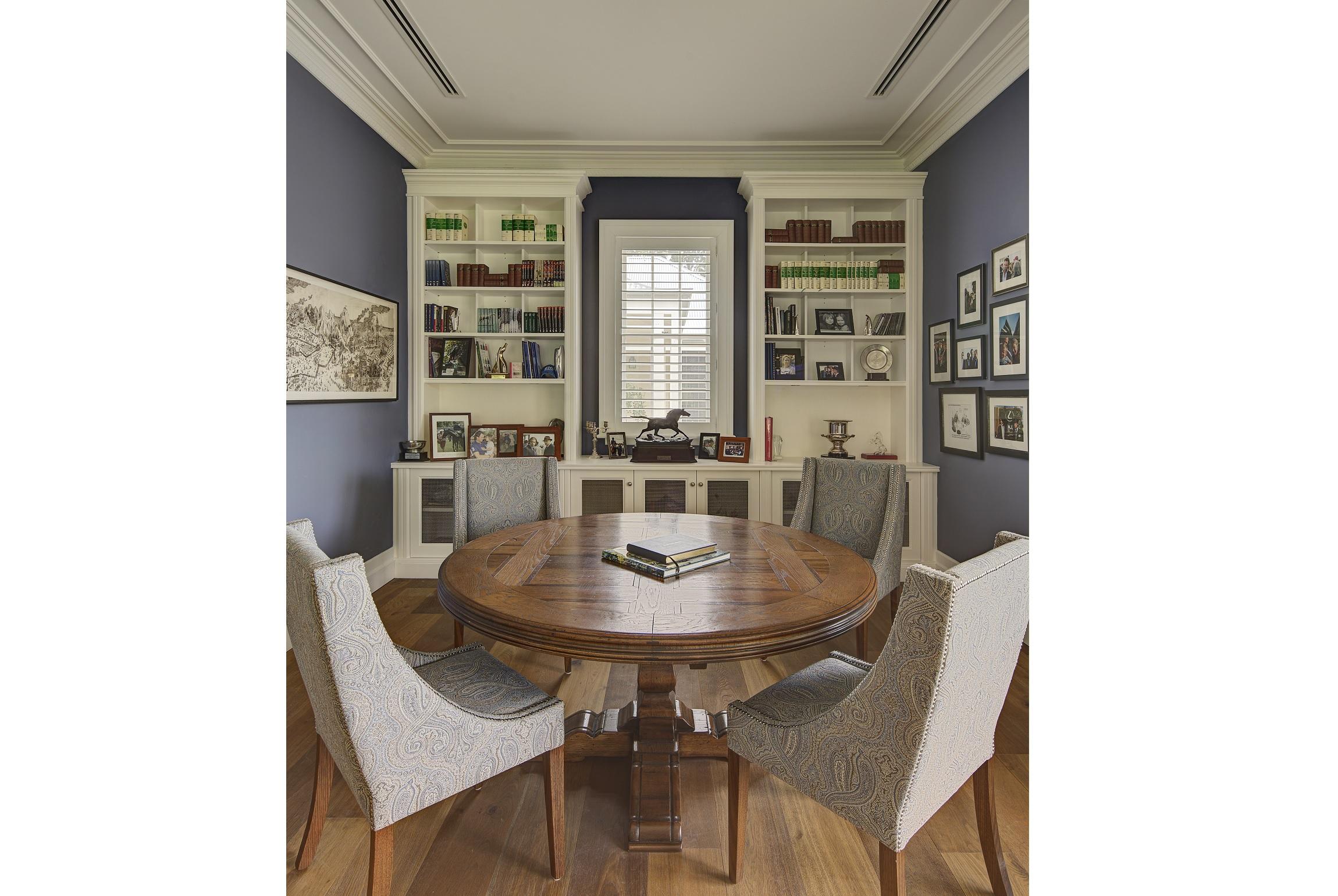 Horse-Stud-Office-Table-Interior-Decor-Hunter-Valley-Michael-Bell-Architects-Sydney