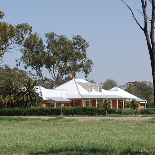 Traditional Homestead, Warren