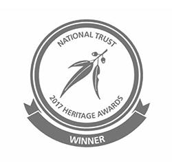 national trust winner logo