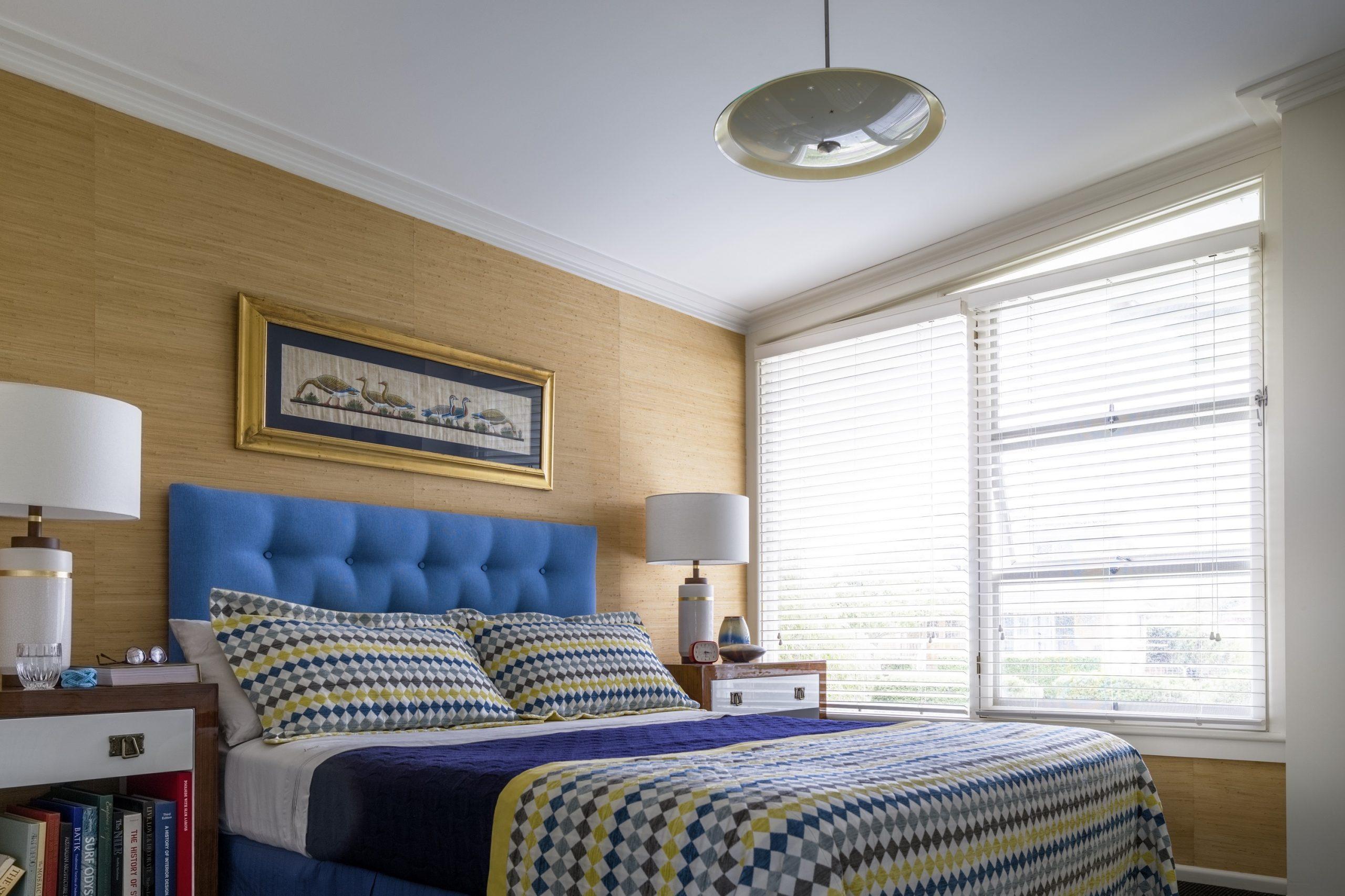 Retro-Interior-Design-1970s-Bedroom-Renovation-Kiama-Michael-Bell-Architects-Sydney