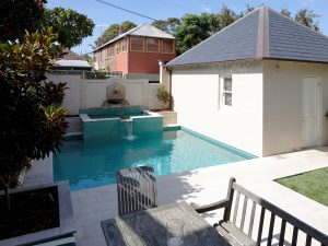 Sydney Architecture Bondi Pool Heritage Townhouse Renovation