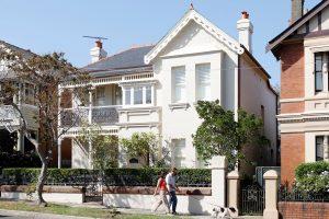 Sydney Architecture Bondi Heritage Townhouse Renovation